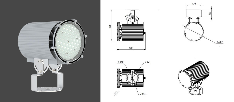 Ex-ДСП 24-70-50-ххх